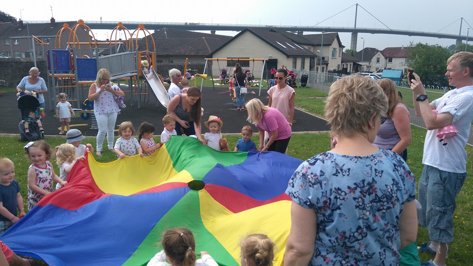 Napier Toddlers & Playgroup