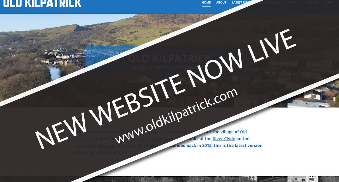 New Website is Now Live