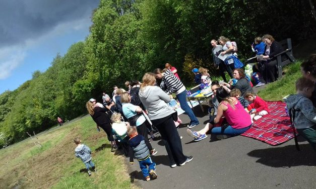 Napier Toddlers & Playgroup – Sponsored Walk