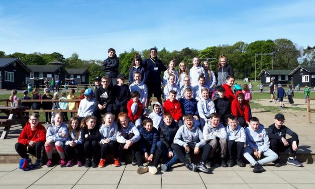 'Good Times!' – P7 Kingswood Residential Trip